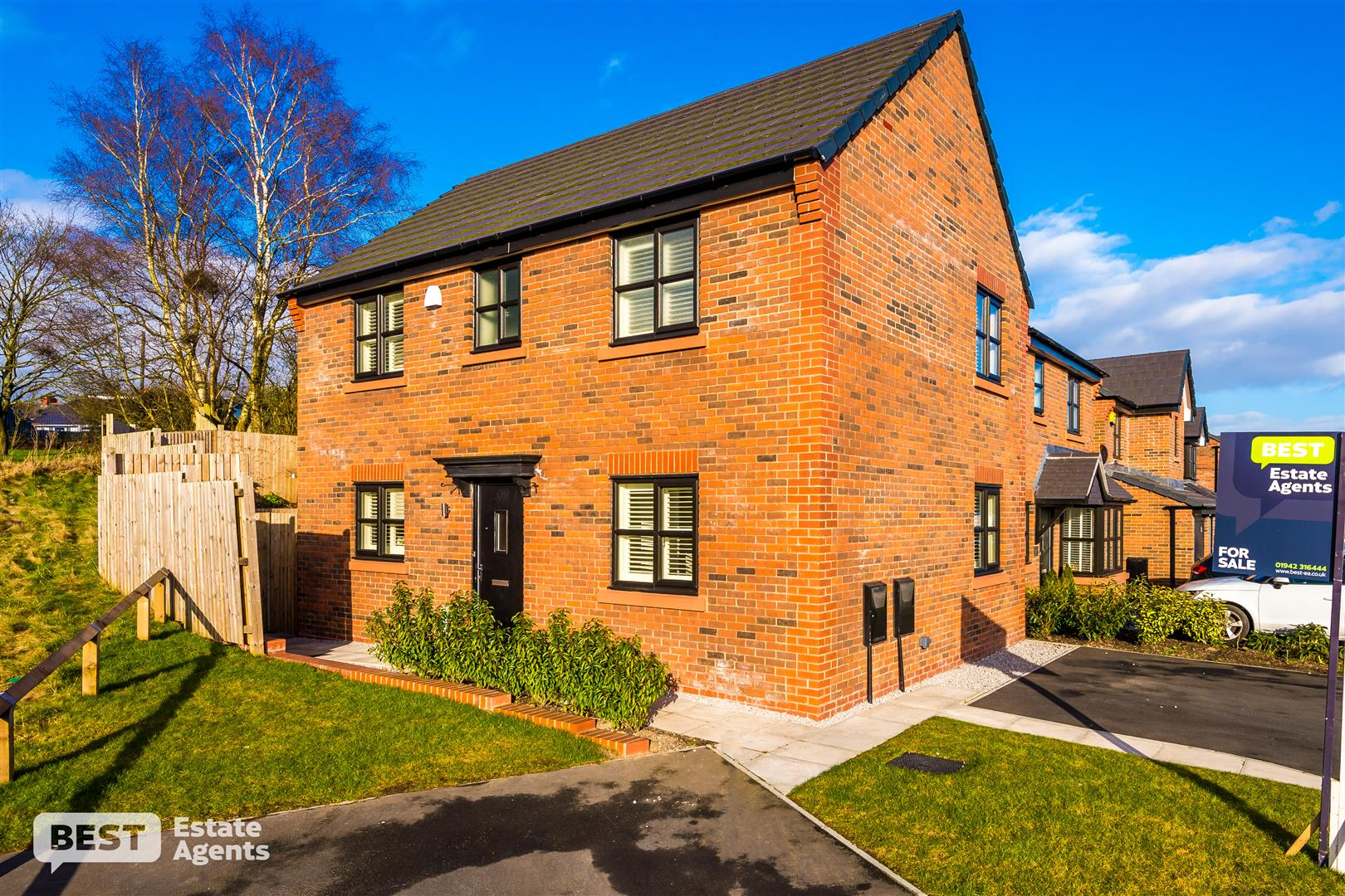 Property for Sale Bee Fold Lane, Atherton, Greater Manchester